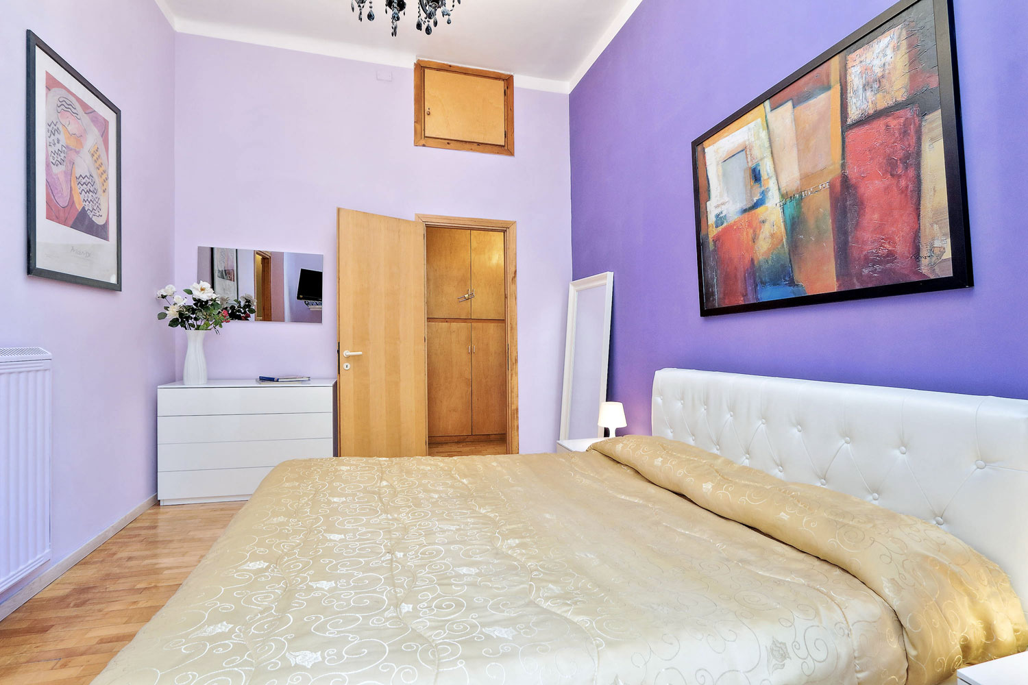 Self Catering Apartment in Rome