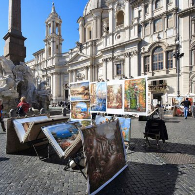 Rome Baroque Sights Bernini Sculptures and Caravaggio Paintings