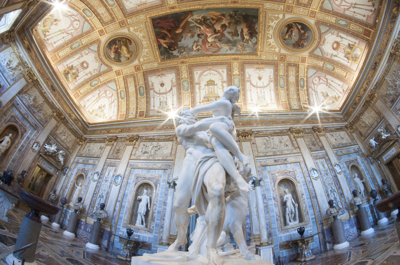 Borghese Gardens and Gallery Tour