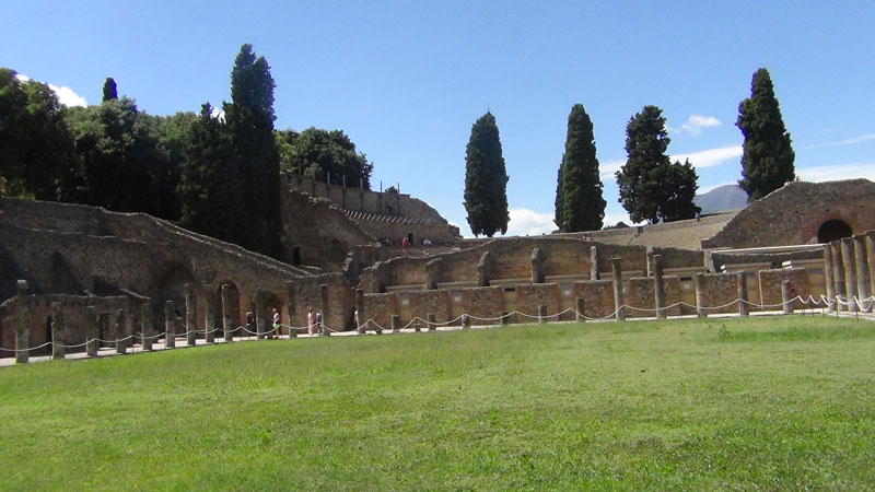 ancient pompeii naples guided tour