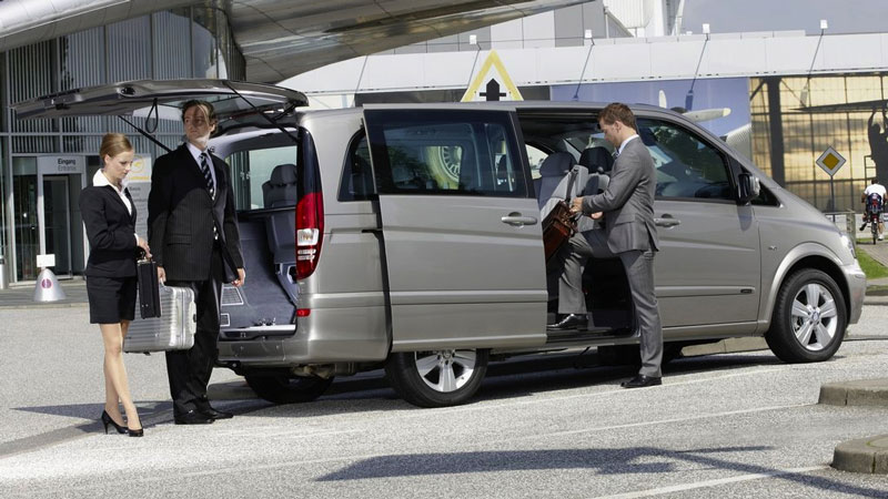rome airport transportation minivan and minibus for groups