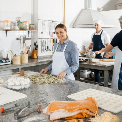 Lezione di Cucina esclusiva con ingredienti segreti