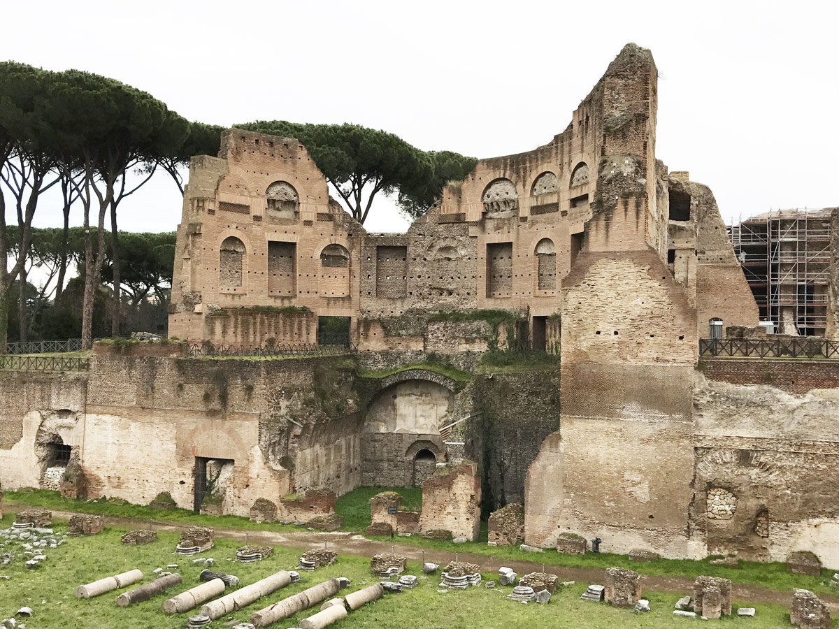 Colosseum Palatine Hill Tour