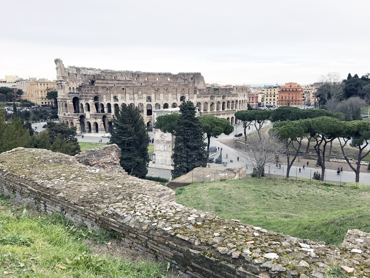 Colosseum Walking Tour