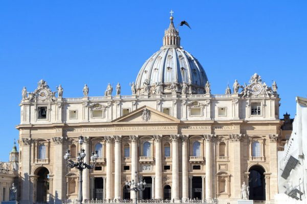 Vatican Museum Sistine Chapel St Peter Basilica Tour