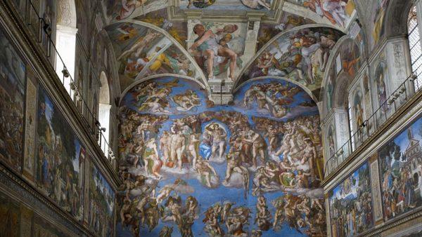 Vatican Tour Sistine Chapel