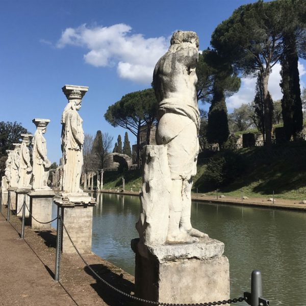 TIVOLI VILLA DESTE GUIDED GROUP TOUR