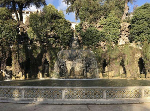 TIVOLI VILLA DESTE GUIDED TOUR